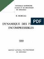 Dynamique Des Fluides Incompressibles
