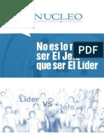 DE JEFE A LIDER-PLATICA