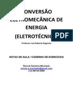 Rennie - Conversão Eletromecânica de Energia