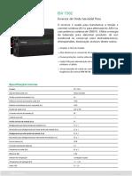 Datasheet ISV 1502 v2