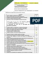 PRACTICA PROCESO DE ADMINISTRACIÓN- VALDERRAMA CONTRERAS FLOR N