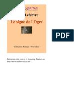 7688-JULIEN_LEFEBVRE-Le_signe_de_logre-[InLibroVeritas.net]