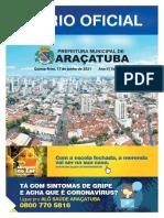 Diario Araçatuba Ano II ed 293