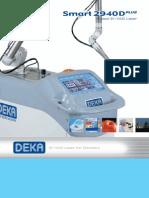 DEKA義大利牙科雷射 Smart2940D Plus