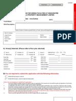 ICM0002 - Chamber Application