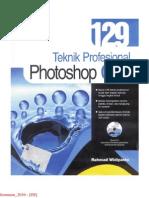 129 teknik professional photoshop cs3