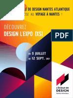 Guide Design l'Expo [XS] 2020