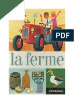 Langue Francaise Lecture La ferme