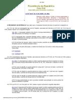Lei Nº 10.421, De 15 de Abril de 2002 - Licença Maternidade