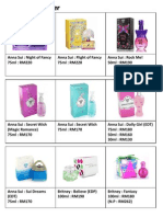 Perfumes Catalogue For Her2