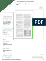 [PDF] La permeabilidad al vapor de agua