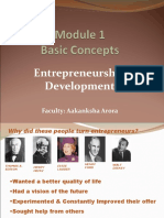 ED Module 1
