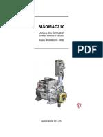Bisomac 210-1000L - Español