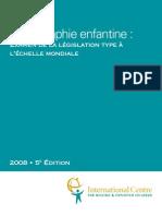 Législation Sur La Pornographie Enfantine 5th_Edition