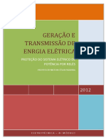 Geracao e Transmissao de Enrgia Eletrica