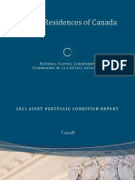 NCC Official Residences Report