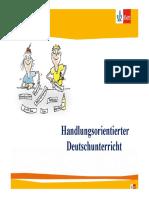 DDP Handlungsorientiert