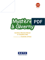 mystere de giverny