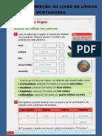 Chave de Correção Do Livro de Língua Portuguesa-convertido (1)
