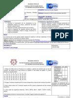 Plan 22 - 26 de Febrero, Matematicas, Ciencias, Tecnologias Rosalinda