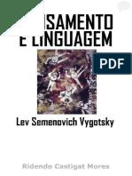 Lev Vygotsky Pensamento e Linguagem
