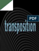 Transposition 1423