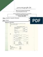 Dossier Variante 1