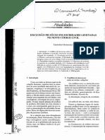 Leonardo Guimarães - Exclusão de Sócio Em Sociedades Limitadas No Novo Código Civil