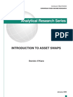 [Lehman Brothers] Introduction to Asset Swaps,pdf