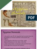 egyptian numerical