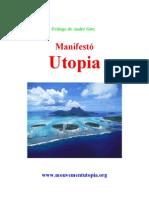 Utopia Manifestó Versión española