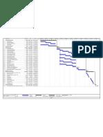 12 Gantt Chart (as Distributed)