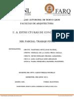 3er Parcial ProyFinal - Concreto Reforzado I
