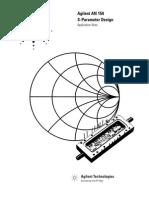 S-parameter design (AN 154)