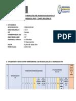 Informe Mensual de Las Brigadas de s.p. Atoccasa