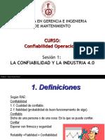 S1 Confiabilidad y La Industria 4.0