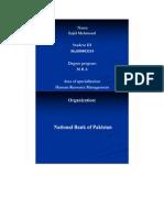 NBP_HRM Presentation