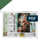 BASIL GRANDE - a Global Basil Mission - Aftonbladet 22mars, Sweden