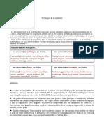 96207002 Reformulation Documents Synthese