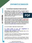 VALORACIÓN SENTENCIA PUERTO DE SADA