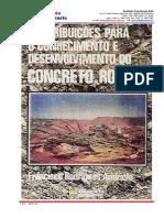 1989 - Andriolo - CONTRIBUIÇÕES PARA O CONHECIMENTO E DESENVOLVIMENTO DO CONCRETO ROLADO