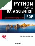 Emmanuel_Jakobowicz_-_Python_pour_le_data_scientist