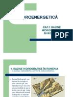 bazine hidrografice in romania 1