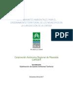 Determinantes Ambientales CARDER DTS 2017.12.29