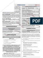 Ley Que Establece La Ampliacion Del Plazo Para El Acogimient Ley n 31245 1966256 1 Unlocked
