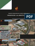 Proyecto de construcción de la base logística del Ejército de Tierra en Córdoba
