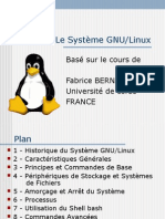 Cours Linux