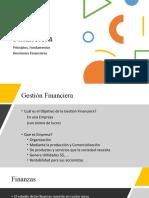 1 Gestión Financiera