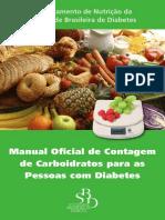 Manual contagem de carboidratos
