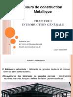 Chapitre I – Le Matériau Acier_2019
